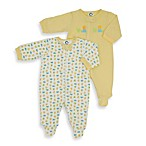 Gerber® 2-pack Neutral Sleep 'n Play Footies