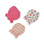 Gerber® Mitts in Pink (Set of 3)