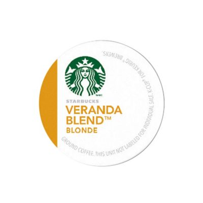 K-Cup® 16-Count Starbucks® Veranda Blend™ Blonde Coffee for Keurig® Brewers