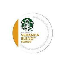 Keurig® K-Cup® Pack 16-Count Starbucks® Veranda Blend™ Blonde Coffee