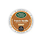 K-Cup® Green Mountain 18-Count Coffee® French Vanilla Decaf for Keurig® Brewers