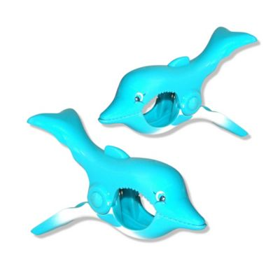 Boca Clips® Dolphin (Set of 2)