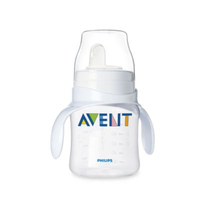 AVENT Bottle To First Cup Trainer in 4 Months Plus