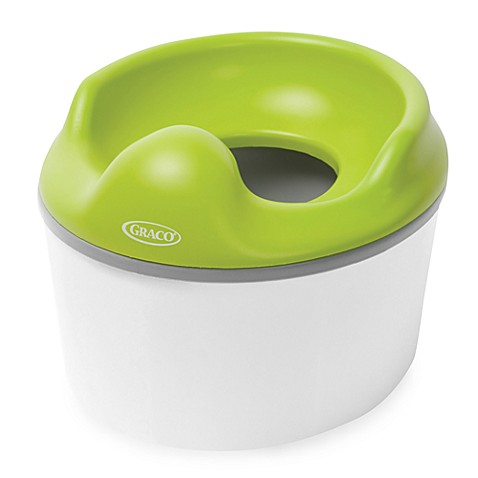 Graco® 3-in-1 Soft Transitions Potty Chair