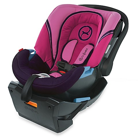 Cybex Aton Infant Car Seat in Candy Colors