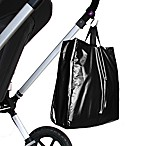 Think King Reusable Buggy Tote in Black