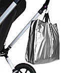 Think King Reusable Buggy Tote in Silver