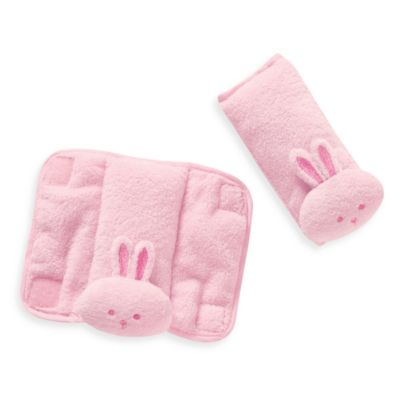 Summer Infant® CushyStraps™ Cushioned Strap Covers in Pink
