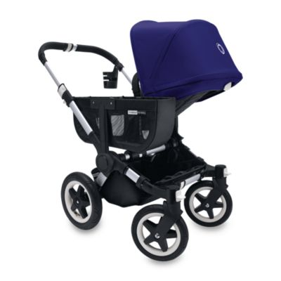 Bugaboo Donkey Sun Canopy in Electric Blue
