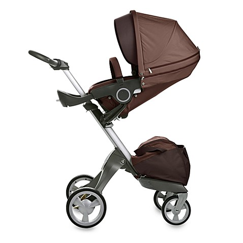 Stokke® Xplory® Stroller in Brown