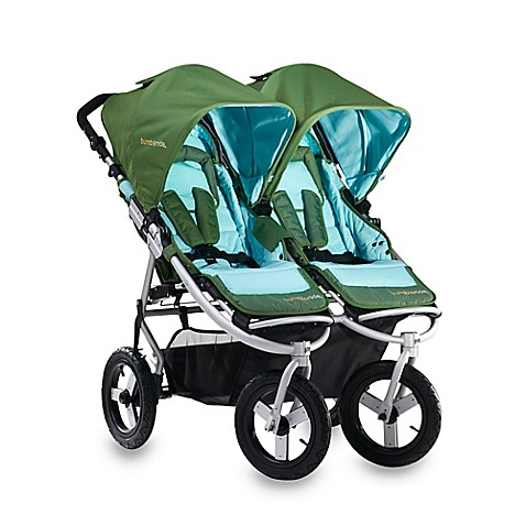 Bumbleride® Indie Twin Stroller - Seagrass