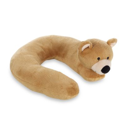 Eddie Bauer® Animal Neck Roll in Bear