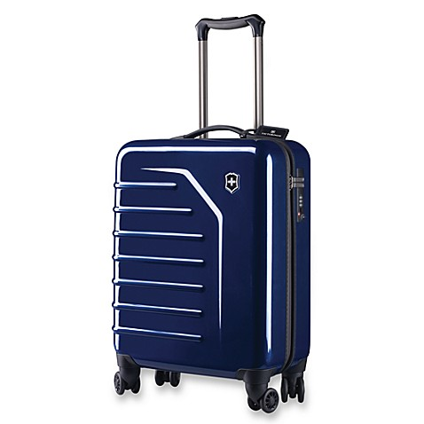 Victorinox Spectra™ 21-Inch Carry-On Spinner in Blue
