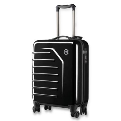 Victorinox® Spectra™ 21-Inch Carry-On Spinner in Black