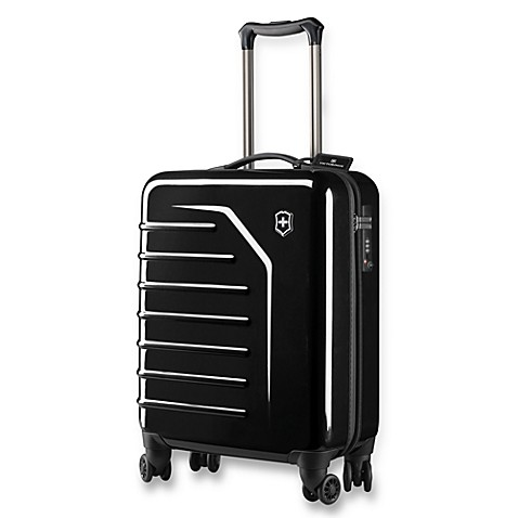 Victorinox Spectra™ 21-Inch Carry-On Spinner in Black