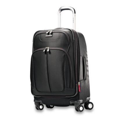 """Samsonite® Hyperspace Softside 21 1/2"""" Spinner Luggage - Black"""