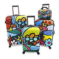 Britto™ Collection by Heys Landscape Flowers 4-Piece Set