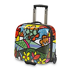 Britto™ Collection by Heys Butterfly 16.5-Inch Business eCase