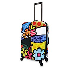 Britto™ Collection by Heys Butterfly 26-Inch Spinner with TSA Locks