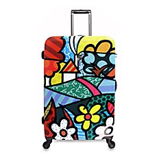 Britto™ Collection by Heys Butterfly 30-Inch Spinner with TSA Locks