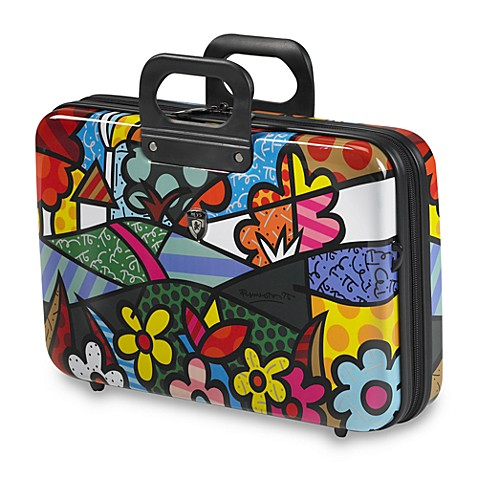 Britto™ Collection by Heys Butterfly 16.5-Inch eSleeve