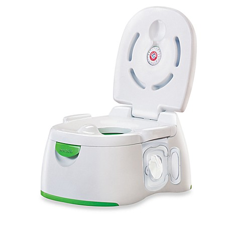 Arm & Hammer® 3-in-1 Potty Seat by Munchkin