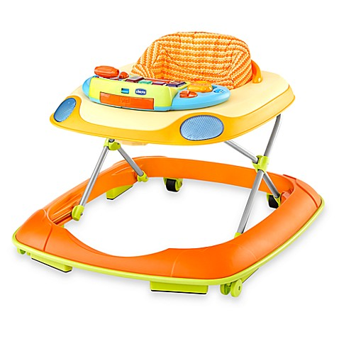 Chicco® Dance Walker in Happy Orange™