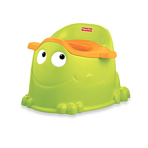 Fisher-Price® Froggy Potty