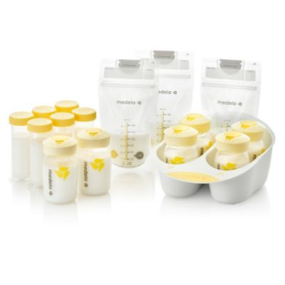 Medela® Breastmilk Storage