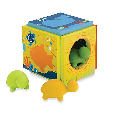 SKIP*HOP® Turtle Island Playset Bath Toy