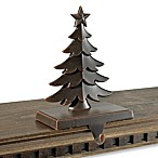 Oil Rubbed Bronze Tree Stocking Holder