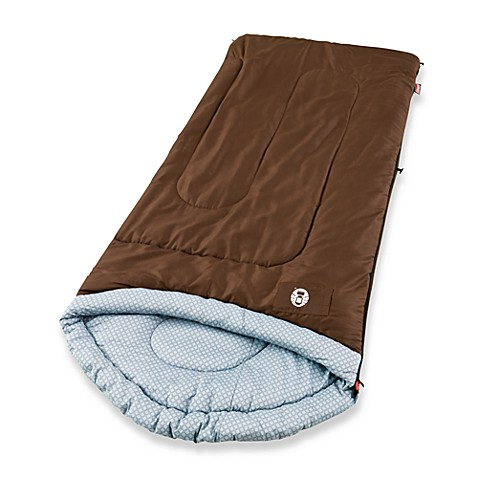 Coleman® Willow Creek™ Warm Weather Sleeping Bag