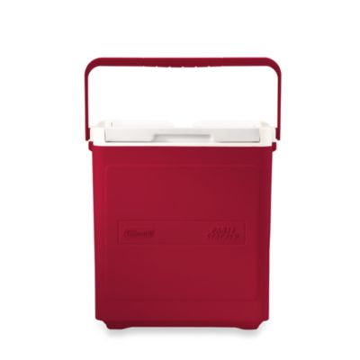 Coleman® 20-Can Party Stacker™ Cooler in Red