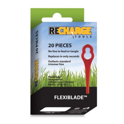 Recharge Tools® Flexiblades™ 3-Packs of 20 Replacement Blades