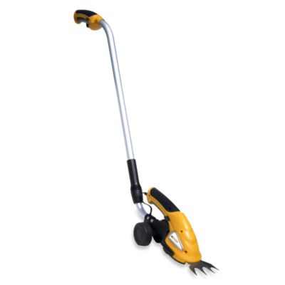 Recharge Tools® 3.6-Volt Cordless Grass Shear & Detail Trimmer