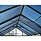 Riverstone Monticello 24-Foot in terior Shade Cloth System for Greenhouses
