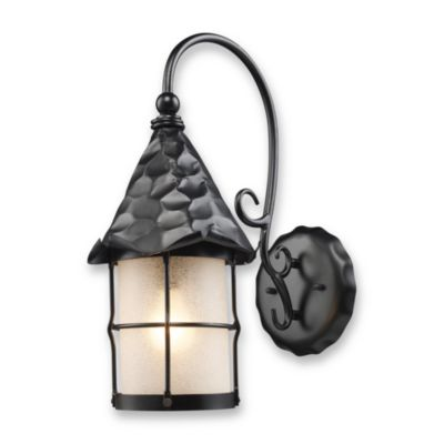 Outdoor Sconce Lighting
