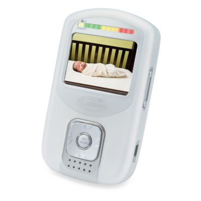Video Monitors > Summer Infant Best View™ Handheld Color Video Monitor Silicone Case - Clear