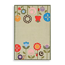 Momeni 'Lil Mo Whimsy LMJ-7 Area Rug in Grass