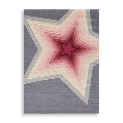 Momeni 'Lil Mo Hipster Superstar 2-Foot x 3-Foot Area Rug