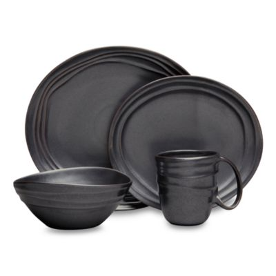 Nambe Earth Metallic Sunset 4-Piece Place Setting