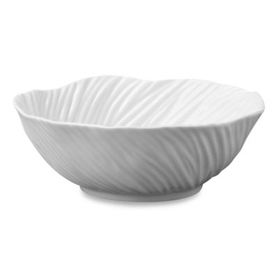 Nambe Inferno Winter Snow 9 1/2-Inch Serve Bowl
