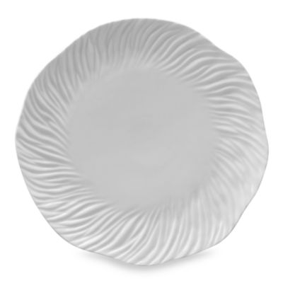Nambe Inferno Winter Snow 10 3/4-Inch Dinner Plate (Set of 4)