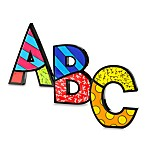Britto™ by Giftcraft Wall/Table Letters