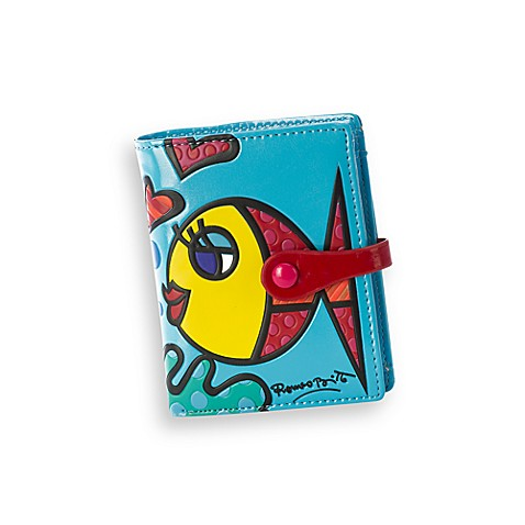 Britto™ by Giftcraft Fish Bi-Fold Wallet