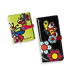 Britto™ by Giftcraft Butterfly Design Wallets