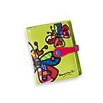 Britto™ by Giftcraft Butterfly Design Bi-Fold Wallet