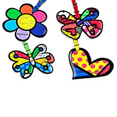 Britto™ by Giftcraft Luggage Tags