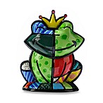 Britto™ by Giftcraft Prince Charming Frog Miniature Figurine