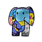 Britto™ by Giftcraft Lucky Elephant Miniature Figurine